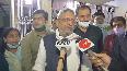 Dy CM Sushil Modi visits Sushant's residence in Patna