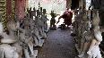 Vishwakarma Puja 2020 Idol makers struggle to meet ends amid COVID-19.mp4