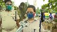 Odisha Traffic Police organise coronavirus awareness program in Bhubaneswar.mp4