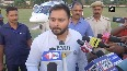 CM Nitish refrains from talking about issues Tejashwi Yadav