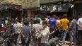 Delhiites rush to liquor shops after lockdown announcement