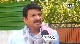 Manoj Tiwari, Ravi Kishan hail results of exit polls