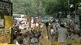 Hindu Rao Hospital nurses sit on indefinite strike over non-payment of salaries in Delhi.mp4