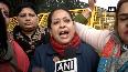 CAA protests Police detains Delhi Mahila Congress chief Sharmistha Mukherjee