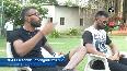 Hardik, Krunal Pandya interact with U-19 players in Vadodara