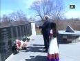 Modi pays tribute to victims at kanishka air india bombing memorial in toronto