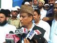 Muslims leading miserable lives in india azam khan