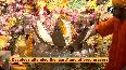 Janmashtami celebrated at Krishna Janmasthan Temple in Mathura