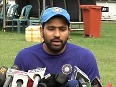 Team ready to take on Pak. in Asia Cup Rohit Sharma