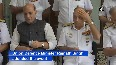 Rajnath Singh attends second edition Naval Commanders  Conference of 2021
