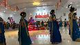 Indian diaspora organises 'Garba, Dandiya' nights in Madagascar