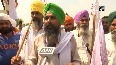 Farmers protest Agrarians block Amritsar-Delhi highway to oppose three farm sector ordinances.mp4