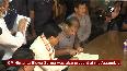 Sarbananda Sonowal files nomination for Rajya Sabha by-polls from Assam