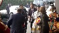 King of Sweden arrives in Delhi carrying his own bags, Watch!