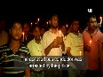 Ryan student murder People hold candle light march to seek justice