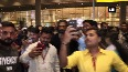 B-town celebs spotted at Mumbai airport