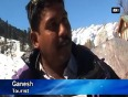 Tourists come calling in snow-covered himachal pradesh