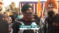 Biker groups from Punjab, Haryana arrive at Singhu Border to show solidarity with farmers protest.mp4