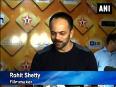 Arjun rampal & rohit shetty attends star dance academy event