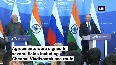 India and Russia exchange agreements in presence of PM Modi and Russian President Putin