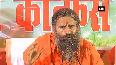 A country runs because of strategic policies Baba Ramdev