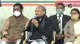 BJP doesnt give ticket to Muslims, uses them to topple govt Ashok Gehlot.mp4