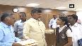 CM Chandrababu Naidu announces Class 9 student Vaishnavi as brand ambassador of Amaravati