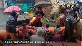 SDRF rescues locals stranded in flood-affected areas of Indore.mp4