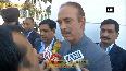 BJP bringing back Nirav Modi for elections, will send him back later Ghulam Nabi Azad