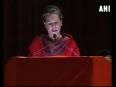 Sonia gandhi promises sports facilities to woo voters in mizoram