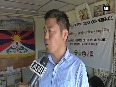 Exiled Tibetan NGOs protest against Chinese Premier Xi Jinping