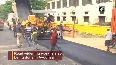 Cleanliness drive, road widening work underway for Ram temple bhoomi pujan.mp4
