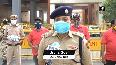 Delhi Police give roses to lockdown violators