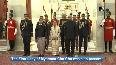 President Kovind meets Myanmar counterpart