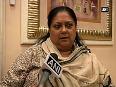 OROP PM Modi has taken a  bold decision, says Vasundhara Raje