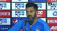 Ind vs WI Kohli carried on and finished game for us, says KL Rahul