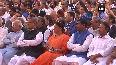 Watch Nitin Gadkari takes oath as union minister at Rashtrapati Bhavan