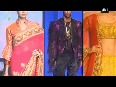 Watch: Sonam Kapoor stuns as showstopper bride in AJ and SK's Wedding Collection