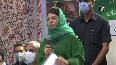 BJP struggled 70 yrs to abrogate Article 370, why can t we fight for our rights Mehbooba Mufti