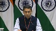 Pak wants to malign India MEA on Bokaro unidentified material seized reports