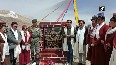 Ladakh MP inaugurates road constructed by Indian Army at 18,600 ft