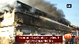 Fire breaks out at a building in Maharashtras Bhiwandi