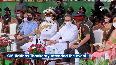 Swarnim Vijay Varsh: Victory flame reaches Mumbai