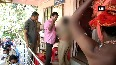 Girl child stopped from entering into Sabarimala Temple