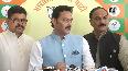 Congress giving me life threats to leave BJP MLA Sanjay Pathak