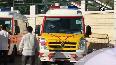 Manipur CM distributes ambulances to Autonomous District Councils