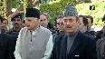 Don t know why Farooq Abdullah was detained for 7 months GN Azad on meeting NC leader