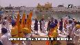 Nagar Kirtan at Golden Temple to celebrate Guru Teg Bahadur s anniversary