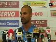 Disappointed to miss out on double hundred Shikhar Dhawan