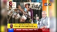 Transporters of oxygen tankers worked on war footing to save lives PM Modi